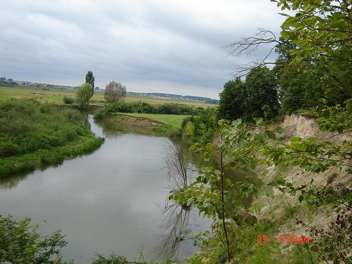 Река Горынь